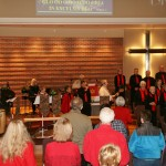 ALDERSGATE PRAISE TEAM and CHOIR